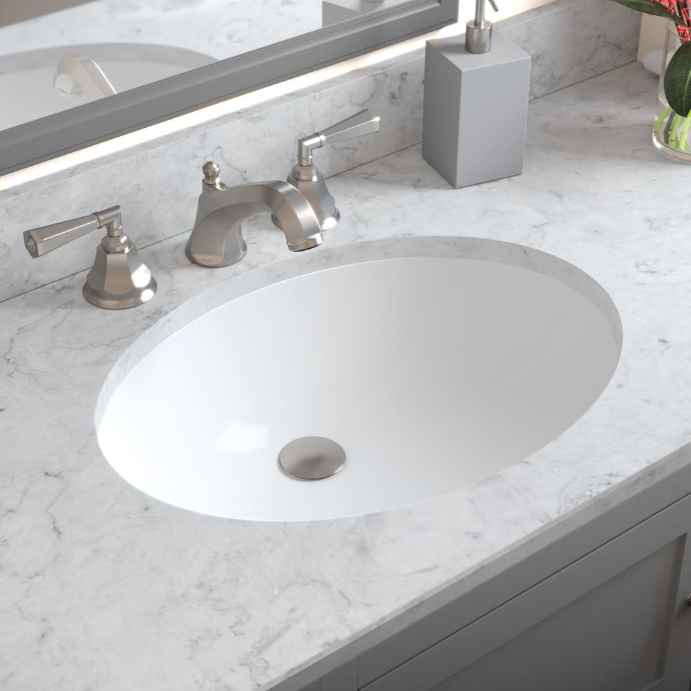 22 Quot Compass Undermount Sink