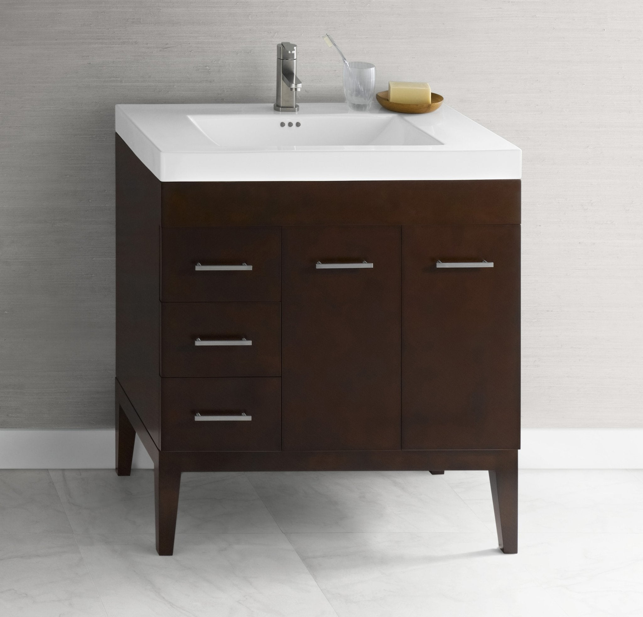 without highgrove bathroom timber top wall eden cabinet vanity mount