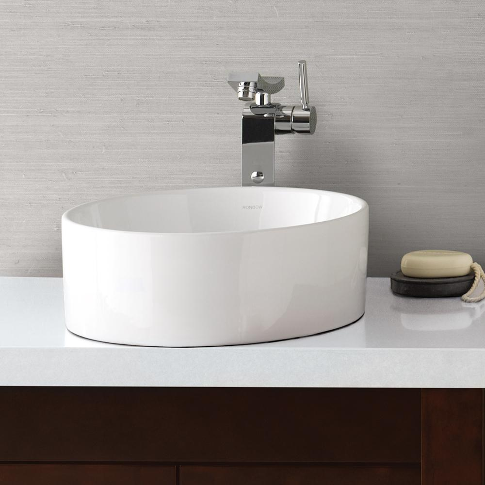 Shop Hand Finished Ceramic And Stone Bathroom Sinks | Ronbow