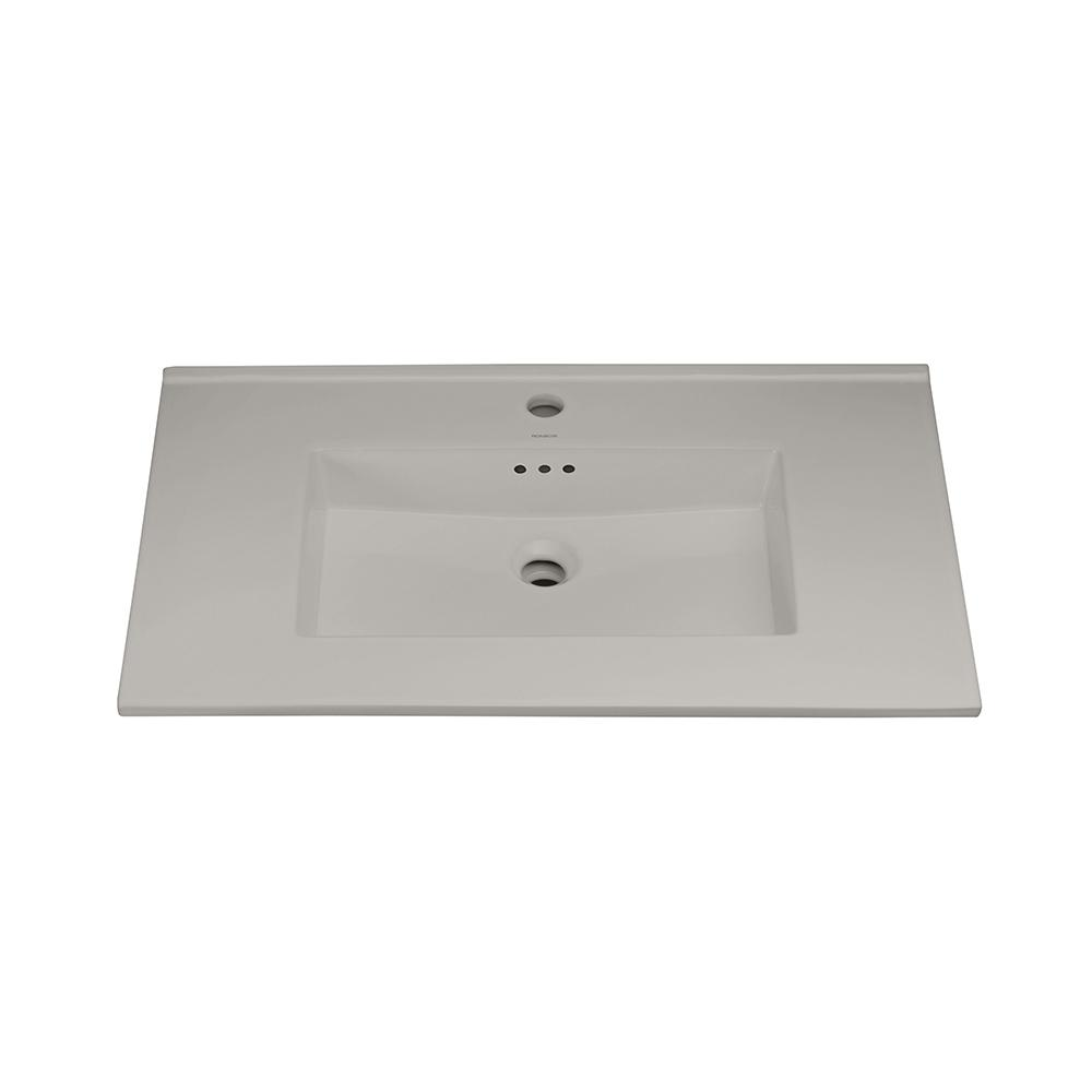 32 Quot Larisa Ceramic Bathroom Sinktop