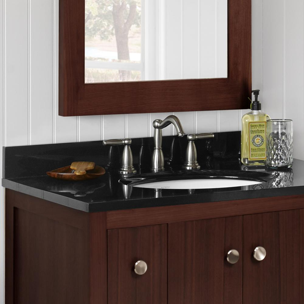 37 Quot X 22 Quot Wideappeal Marble Vanity Top 2 Quot Thick