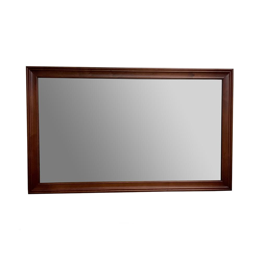 60 Quot William Traditional Solid Wood Framed Bathroom Mirror