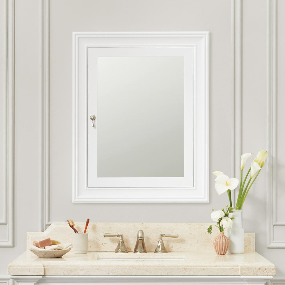 satin cabinets mount tri bathroom view p white surface by d strasser h in medicine w cabinet framed ultraline simplicity x