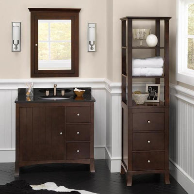 Bathroom Linen Tower Cabinets   Bathroom Towel Storage Cabinets ...