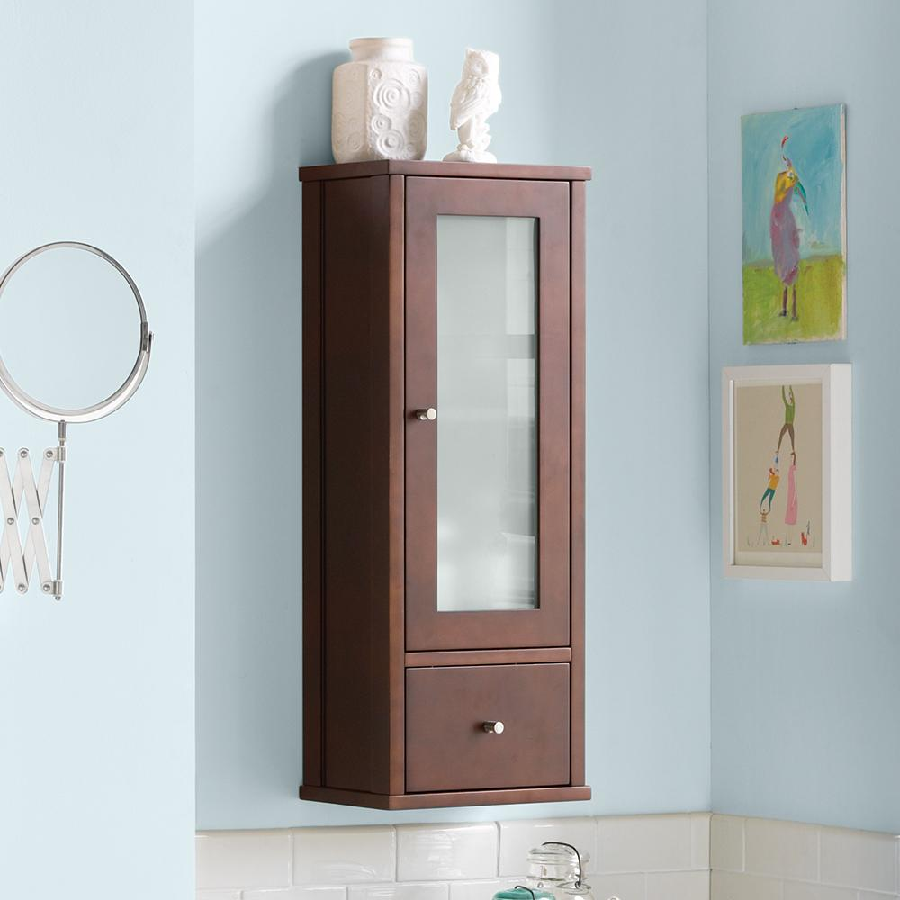 "32"" Clark Contemporary Bathroom Wall Cabinet"