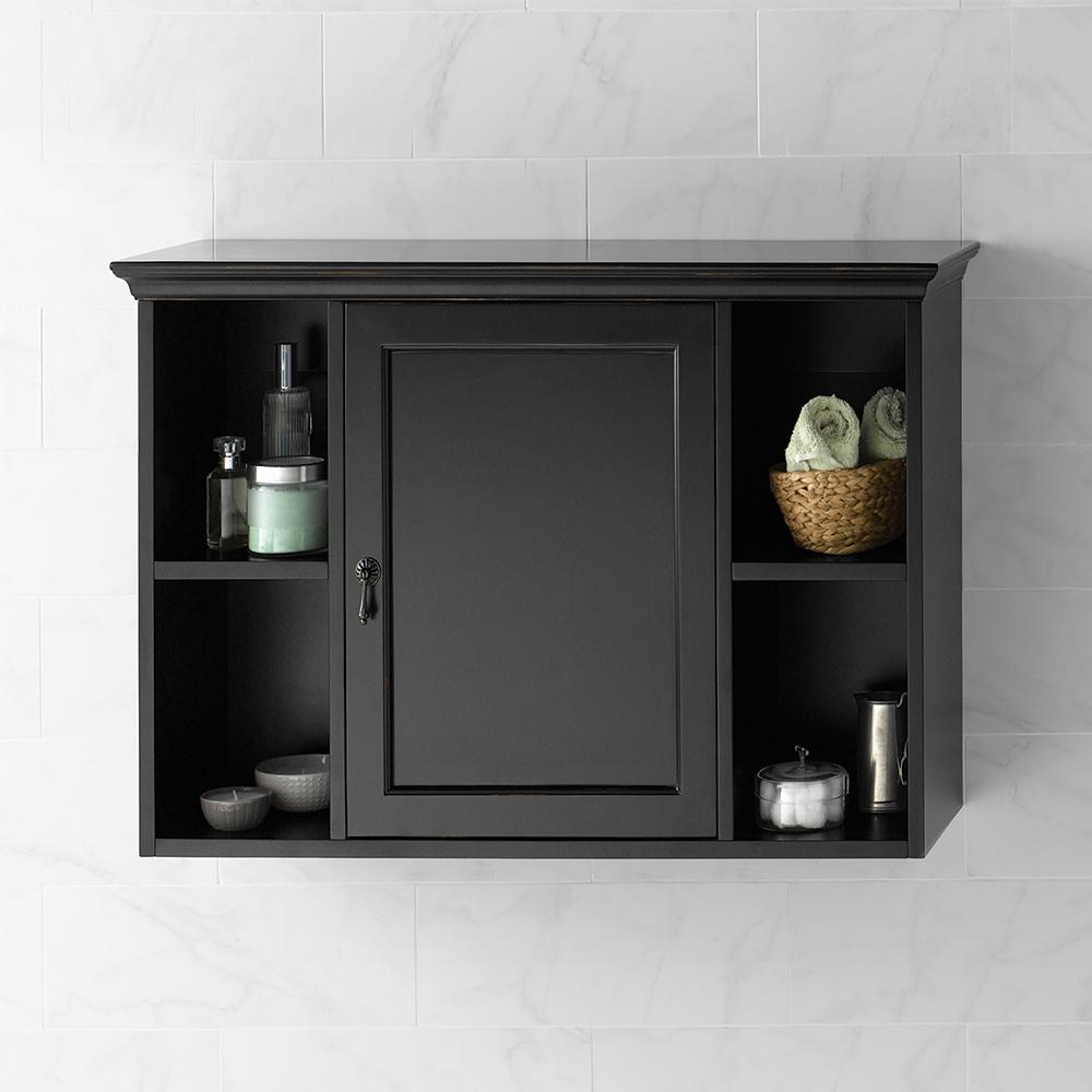 30  Blake Traditional Bathroom Wall Cabinet No reviews : black wall cabinets - Cheerinfomania.Com