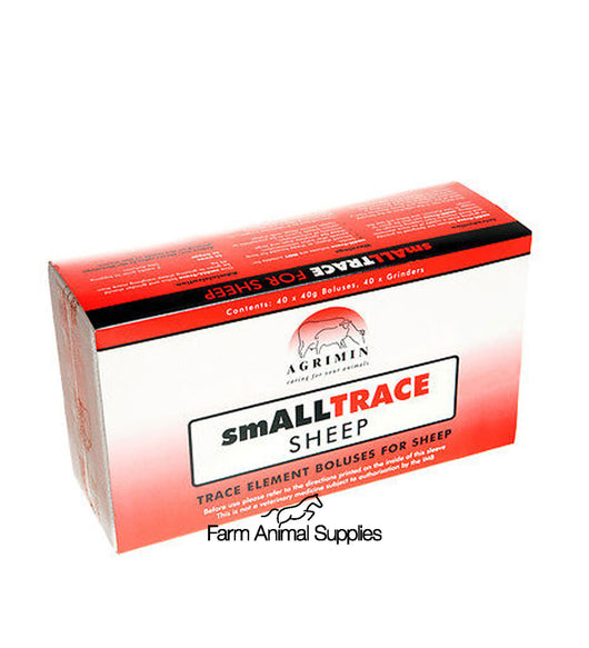 Agrimin smAllTrace Sheep - 40 Pack