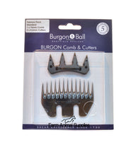 Burgon and Ball Farmers Pack -  Comb & 2 Cutters - 76mm or  93mm