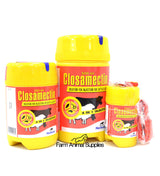 Closamectin Fluke & Worm Injection Cattle & Sheep - 100ml, 250ml or 500ml