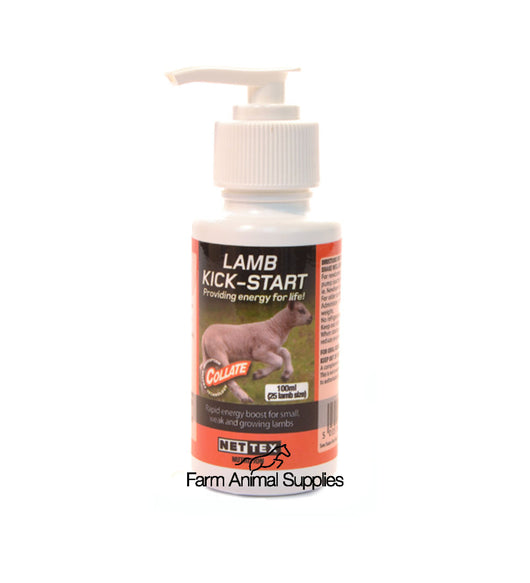 Collate Lamb Kick - Start 100ml (25 Lamb Size)