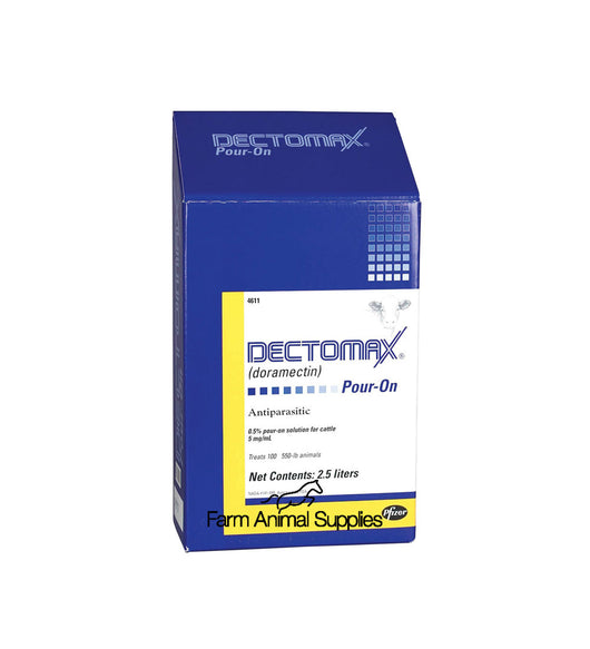Dectomax Pour-On Cattle - 1L or 3L
