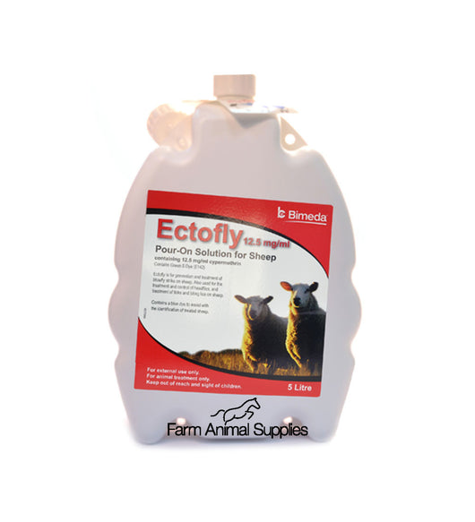 Ectofly Pour On - 2.5L or 5L