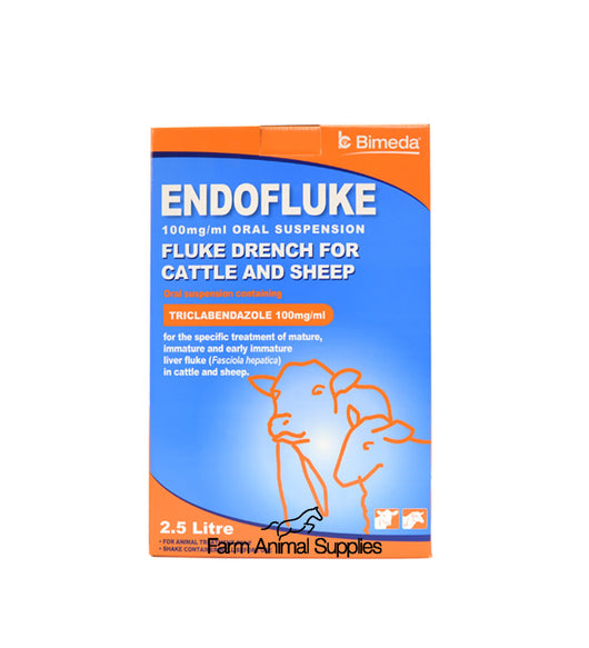 Endofluke 10% Drench 2.5L or 5L