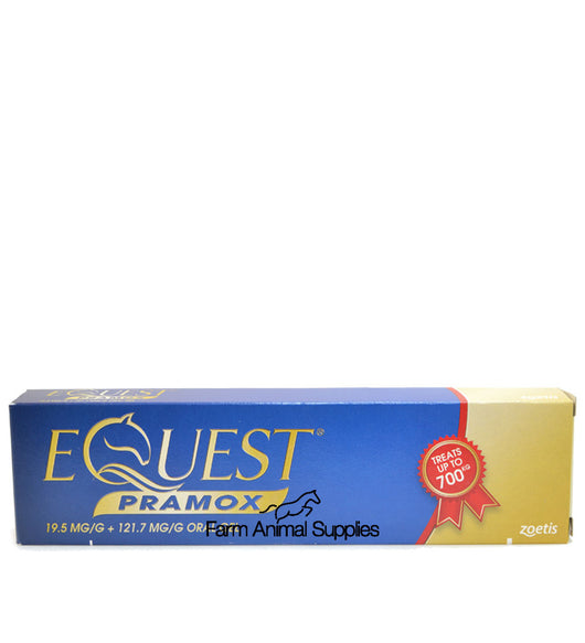 Equest Pramox Horse Wormer Paste