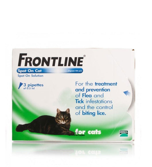 Frontline Spot-On Cats - 3 or 6  pack