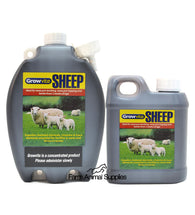 Growvite For Sheep - 1L or 2.5L