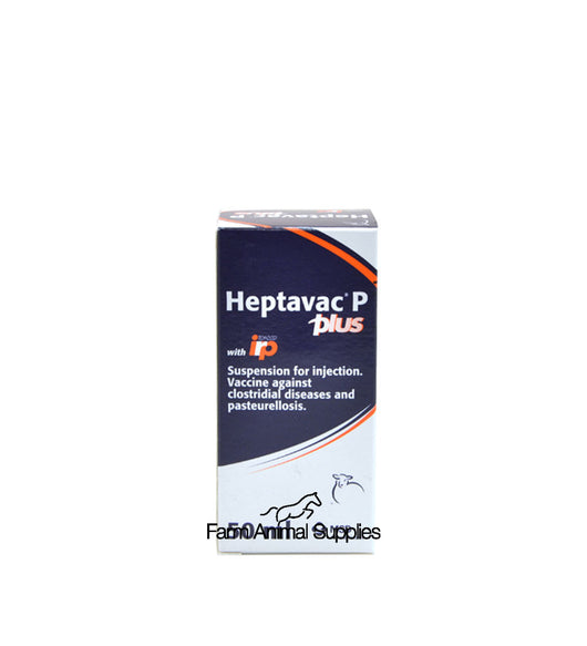 Heptavac-P Plus - 50ml, 100ml, 250ml or 500ml