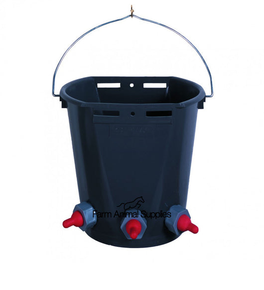 Lamb Feeder Bucket Round