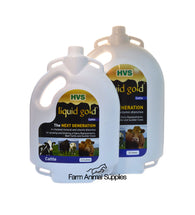 Liquid Gold Cattle - 2.5L or 5L