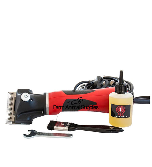 Liveryman Clipper Red Rocket 90w