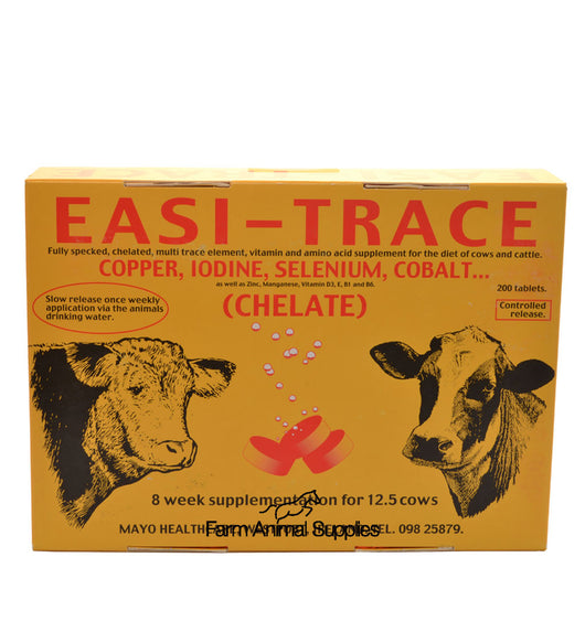 Mayo Healthcare -Easi Trace Cattle