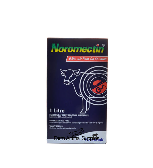 Noromectin Pour On - 1L, 2.5L, 5L or 7L