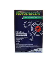 Noromectin Sheep Drench - 1L, 2.5L, 5L or 10L