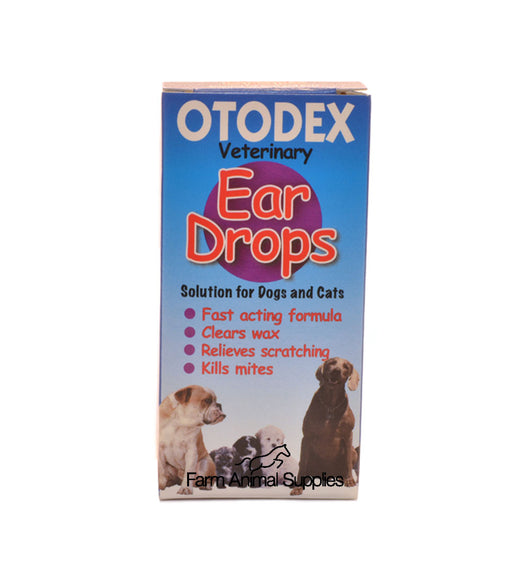Otodex Ear Drops - 14ml