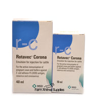 Rotavec Corona - Emulsion For Injection - 10ml or 40ml