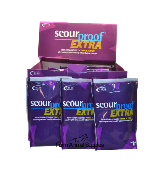 Scour Proof Extra 40 x 100g Sachets