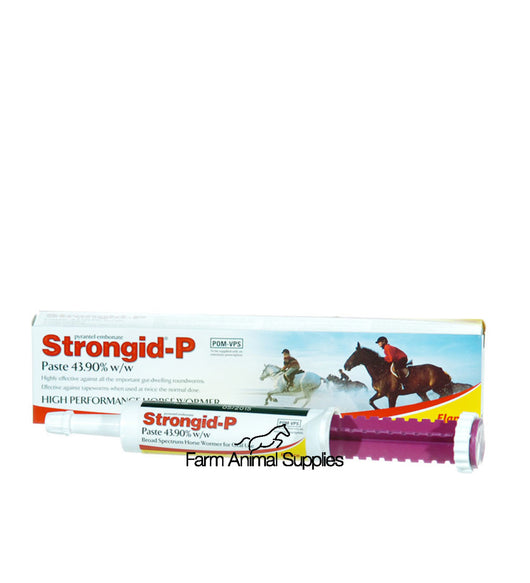 Strongid P Paste - Syringe