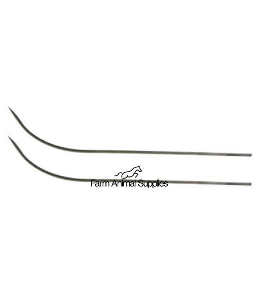 Suture Needles Half Curved 5 inch x 2