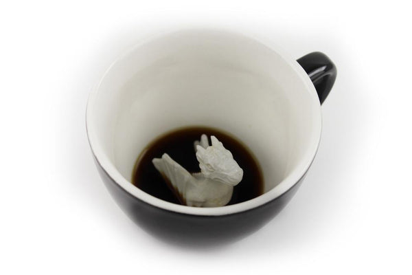 Dragon (Black) Land Creature Cups  - Creature Cups