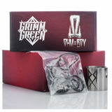 Recoil RDA - GrimmGreen X OhmBoyOC Packaging