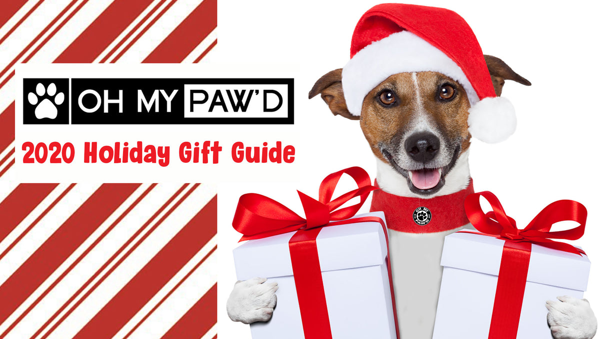Oh My Paw'd Holiday Gift Guide for Cats and Dogs