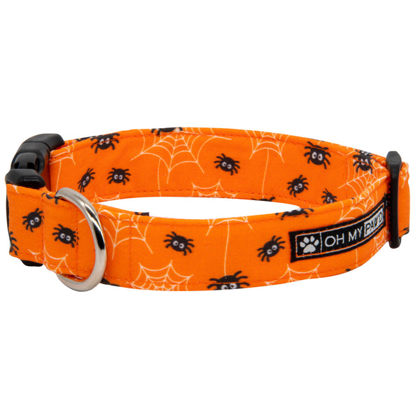 Spider Dog Collar