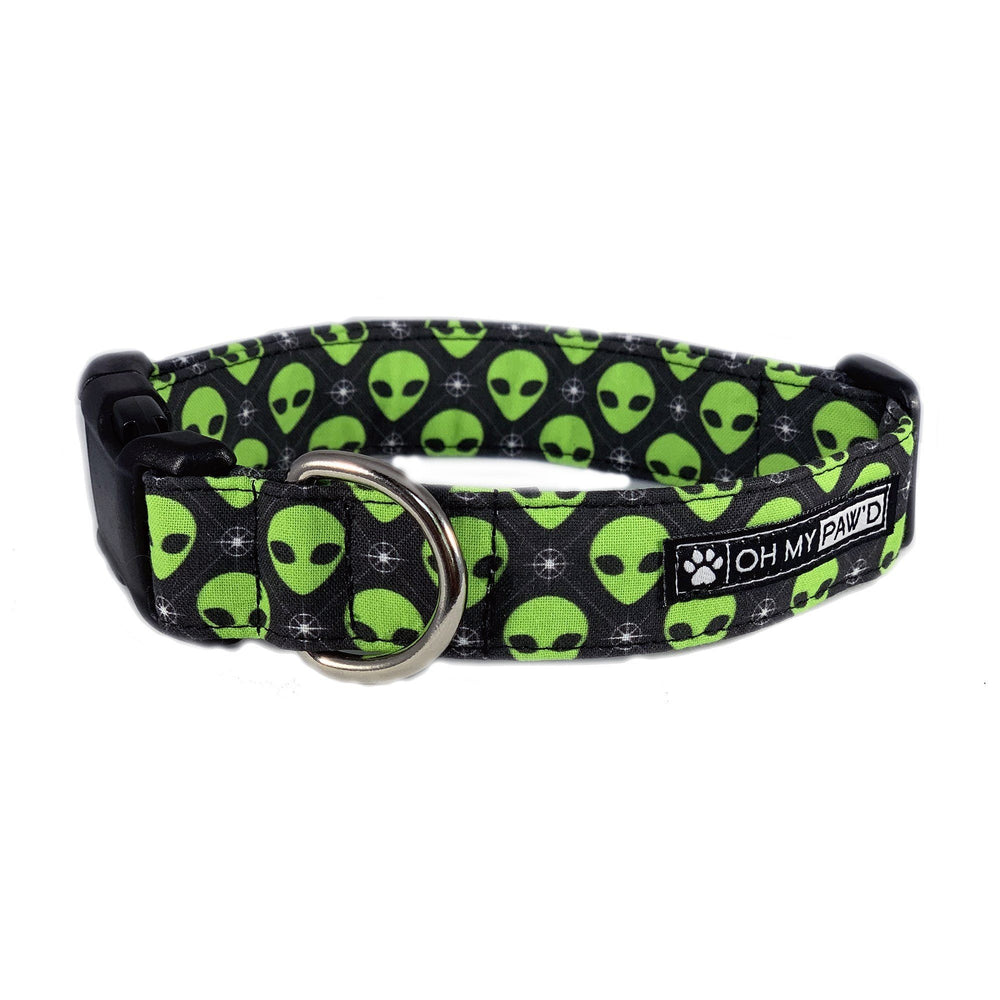 Alien Dog Collar