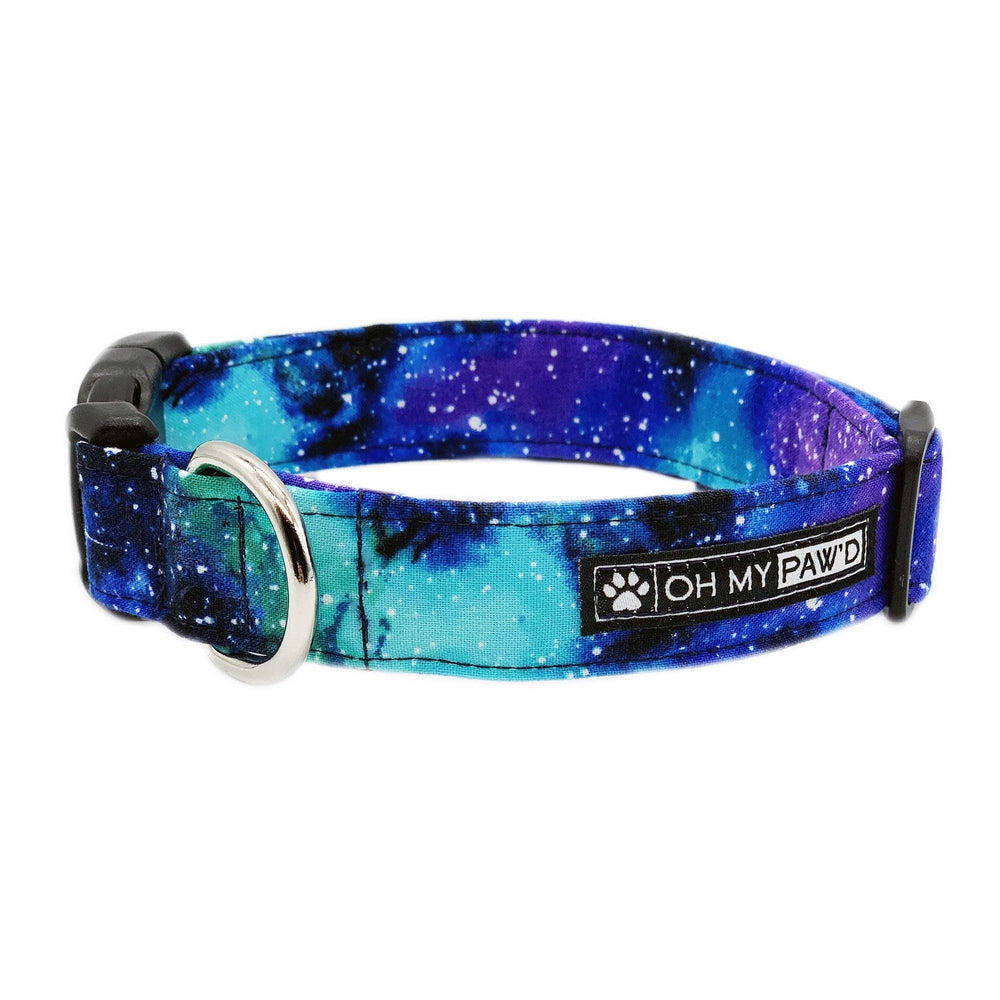 Galaxy Dog Collar