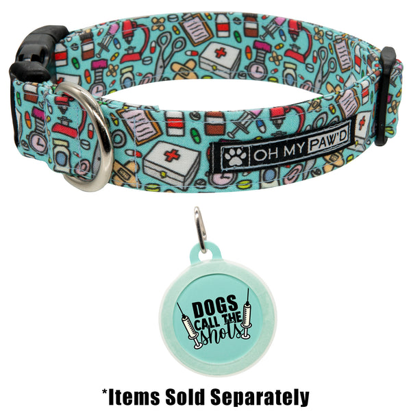 Nurse Dog Collar