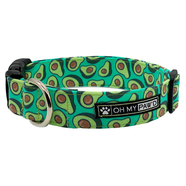 Avocado Dog Collar