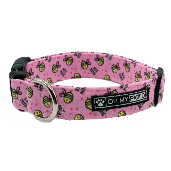 Valentine Bee Collar