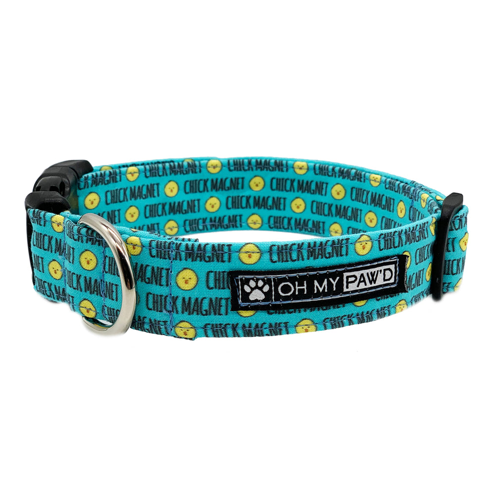 Chick Magnet Dog Collar