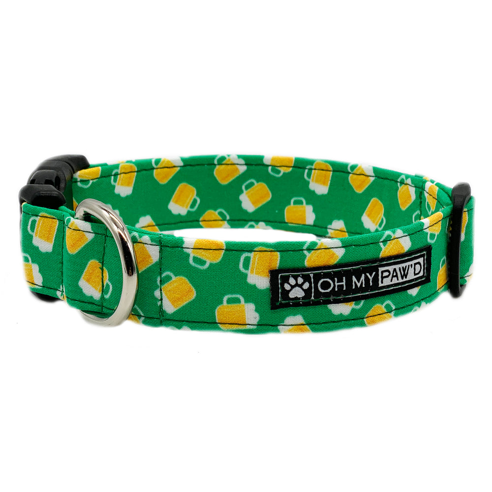 Green Beer Collar