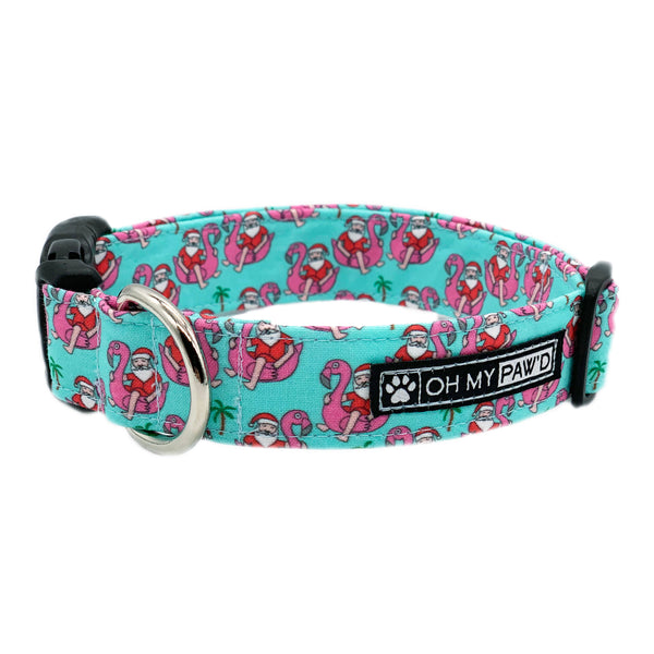 Hawaiian Santa Collar