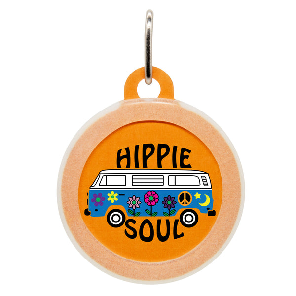 Hippie Soul Dog ID Tag