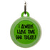 Time For Treats Dog ID Tag