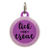 Lick or Treat Dog ID Tag