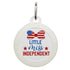Little Miss Independent Dog ID Tag