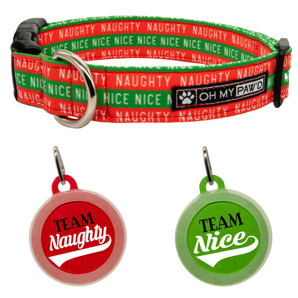 Team Naughty Dog ID Tag