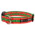 Naughty or Nice Dog Collar
